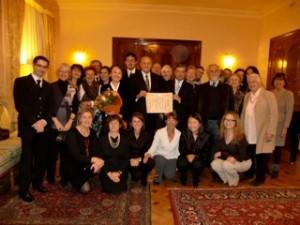 foto di gruppo 2009